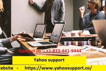 Yahoo support