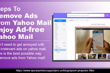 remove ads from yahoo mail