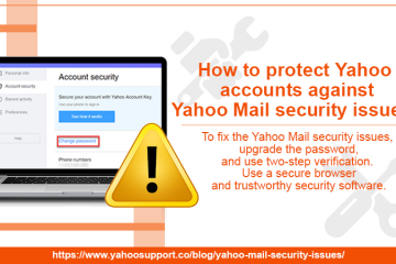 Yahoo mail security issues