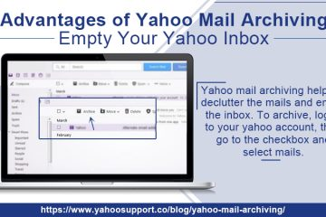 yahoo mail archiving
